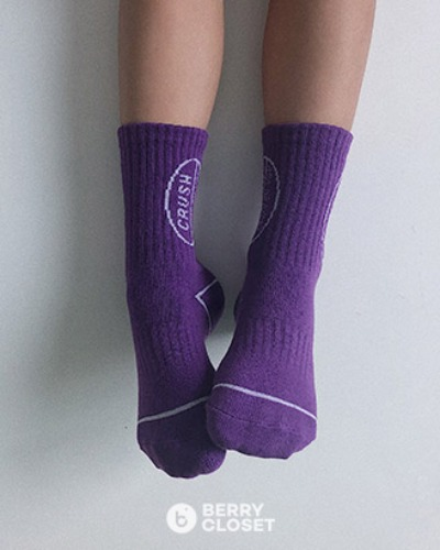 CRUSH ,socks (1p)